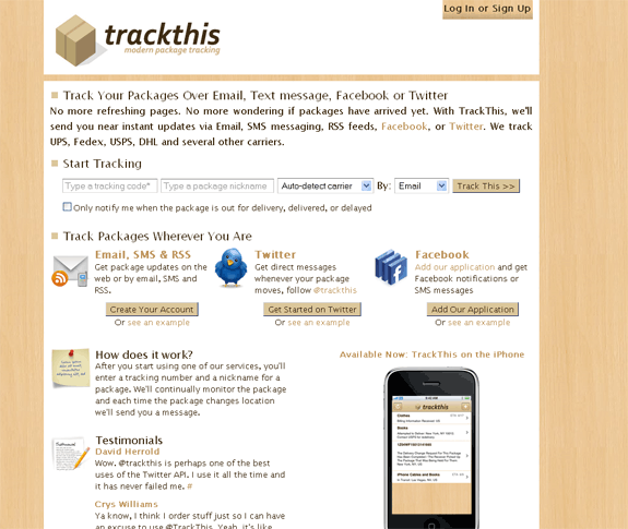 trackthis