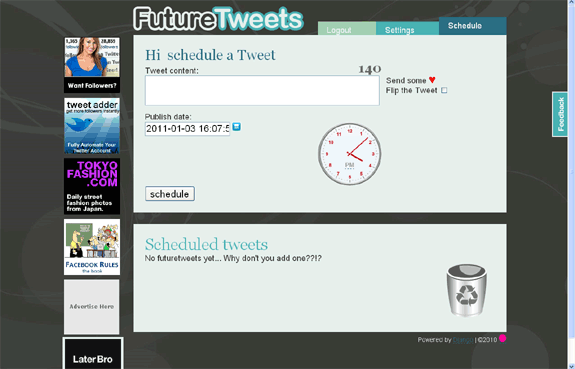 future-tweets